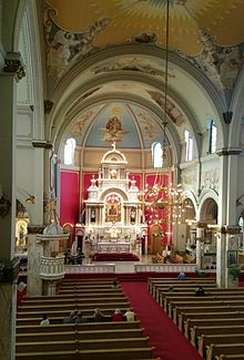 St. Josaphat Roman Catholic Church - Wikipedia