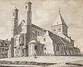 St. Mauritius, Johann Peter Weyer (Zeichnung) und Anton Wünsch (Lithografie), 1827 (from book).jpg