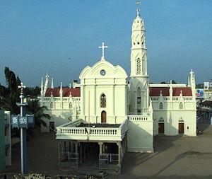 Nagercoil - St. Xavier's Church, Kottar