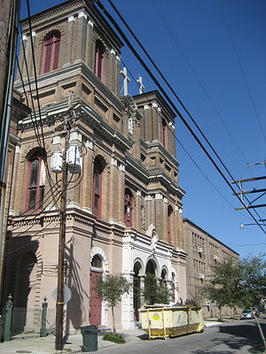 St. Alphonsus Church, New Orleans