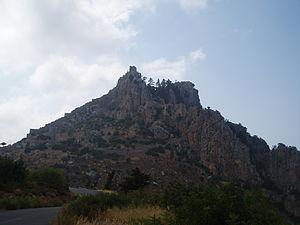 Hilarion - Saint Hilarion Castle, Kyrenia, Cyprus