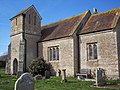 St Andrew's Church, Todber - geograph.org.uk - 361897.jpg