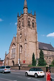 St Chads, Cheetham Hill grade II listed church in the United kingdom