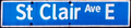 St Clair Avenue Sign.png
