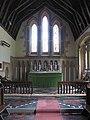 St George's Church, Evenley, Northamptonshire - Chancel - geograph.org.uk - 827901.jpg