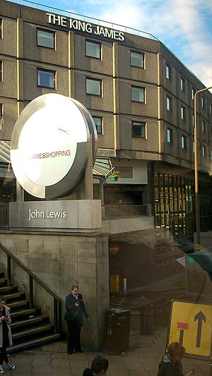 St. James Centre - St James Shopping Centre