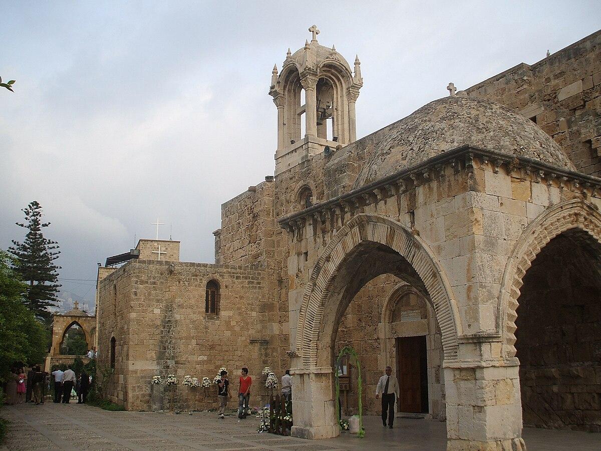 Éparchie de Byblos des Maronites — Wikipédia