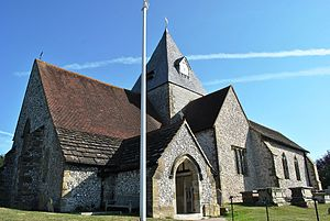 Ditchling - St Margaret's Church, Ditchling