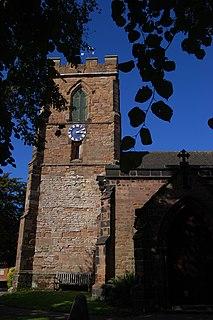 Aldridge Human settlement in England