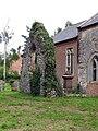 St Mary, Itteringham, Norfolk - Ruin - geograph.org.uk - 316186.jpg