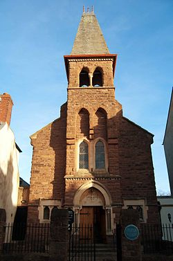 St Marys Roman Catholic Church, Monmouth..jpg