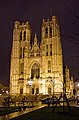 St Michael and Gudula Cathedral - Brussels, Belgium - panoramio.jpg