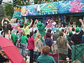 St Pats Parade Day Metairie 2012 Parade H6.JPG
