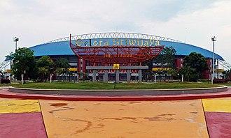 2018 Asian Games - Gelora Sriwijaya Stadium hosted the final of women's football