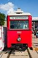 Stadtbahntriebwagen 2992, Vorderseite, Wien, 26. Mai 2018.jpg