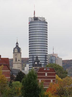JenTower - JenTower in Jena