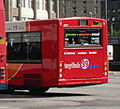 Stagecoach bus, Dundee bus station, Dundee, 29 June 2011 (2).jpg