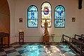 Stained glass @ Eglise Saint-François d'Assise @ Paris (33800271151).jpg