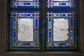 Stained glass at the Tulsa, Oklahoma Federal Building LCCN2013634266.tif