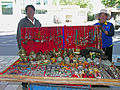 Stall on street of Lhasa - Flickr - archer10 (Dennis).jpg