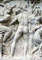 Statua giovanni delle bande nere, rilievo 04.JPG