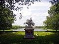 Statue équestre de Louis XIV en Marcus Curtius.jpg