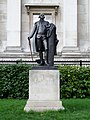 Statue of George Washington, Trafalgar Square 02.JPG