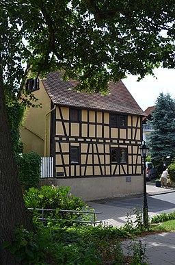Kirchgasse in Steinbach (Taunus)
