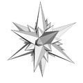 Stellation icosahedron Ef2.png