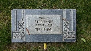 Stephanie Westerfeld American figure skater
