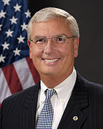 Stephen L. Johnson, official 2006 EPA photo.jpg