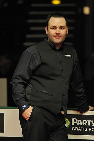 Stephen Maguire - German Masters 2012