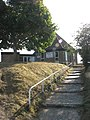 Steps to the Norton, Thurlton and Thorpe village hall - geograph.org.uk - 1510920.jpg