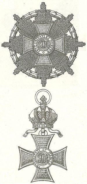 Order of Leopold (Austria) - Image: Ster en Grootkruis Leopoldsorde Oostenrijk