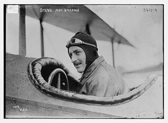 Steve MacGordon - MacGordon circa 1915