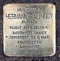 Stolperstein Seesener Str 14 (Halsee) Hermann Salinger.jpg