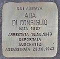 Stolperstein für Ada Di Consiglio (Rom).jpg