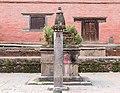 Stone Pillar in Bagh Bhairab Temple-3816.jpg