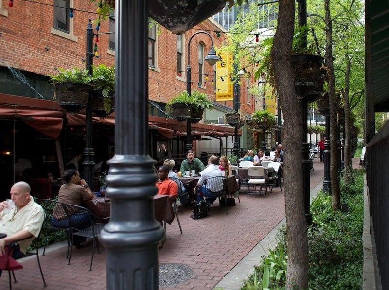 Restaurant West Village Dallas