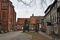 Stralsund, Auf dem Sankt Nikolaikirchhof (2012-03-18), by Klugschnacker in Wikipedia.jpg