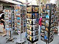 Street bookstand in Barcelona - panoramio.jpg