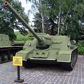 D-10 tank gun Type of rifled tank/antitank gun
