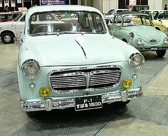 Subaru - Subaru 1500, a.k.a. the P-1
