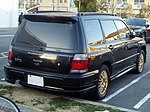 Subaru FORESTER S-tb type A (GF-SF5) rear.jpg