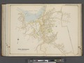 Suffolk County, V. 2, Double Page Plate No. 25 (Map bounded by Port Jefferson Harbor, Belle Terre Blvd., Cemetery Ave., West St.) NYPL2055513.tiff