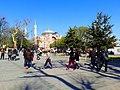 Sultan Ahmet Meydanı Aya Sofya - panoramio.jpg