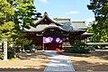 Sumiyoshi-taisha, Shinkan.jpg