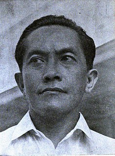 Indonesian politician