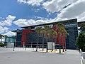 Suncorp Stadium, Milton Road facade, Brisbane 06.jpg