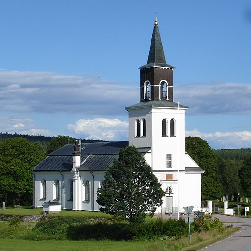 Kyrkor - Svenska kyrkan i Ydre